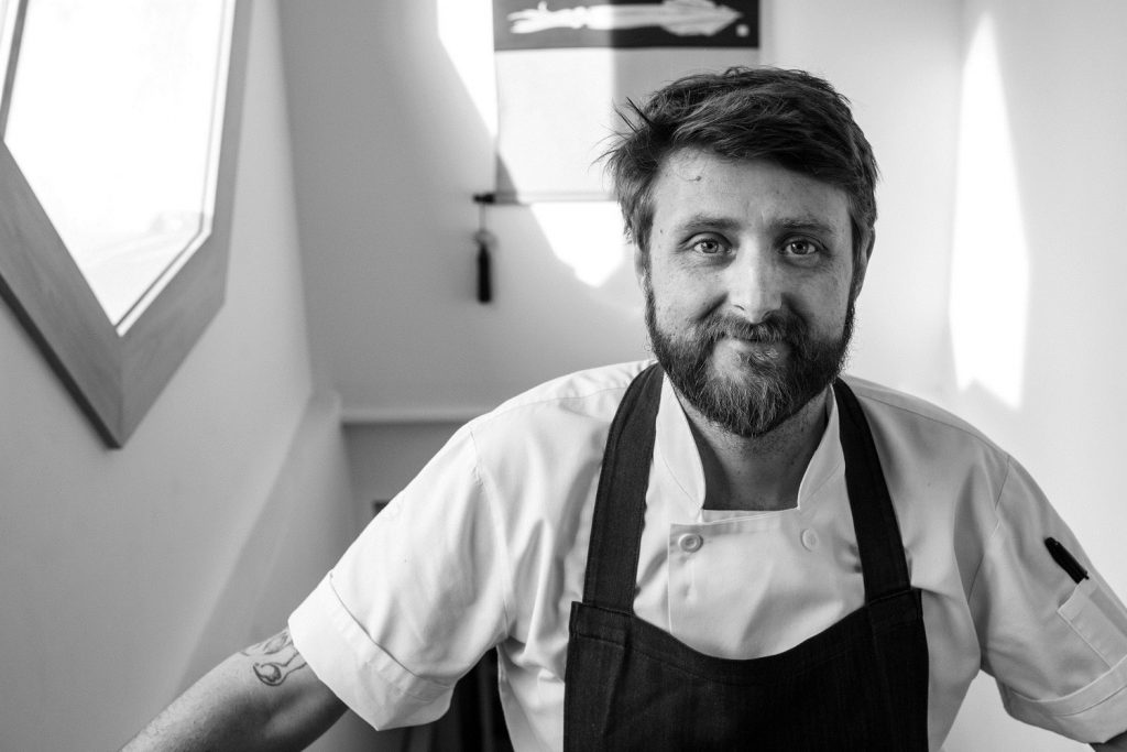 Head Chef Pavel Kanja