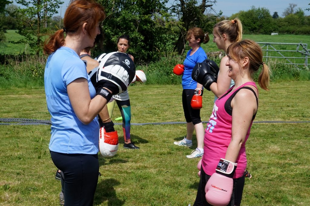Target Fitness Boxing