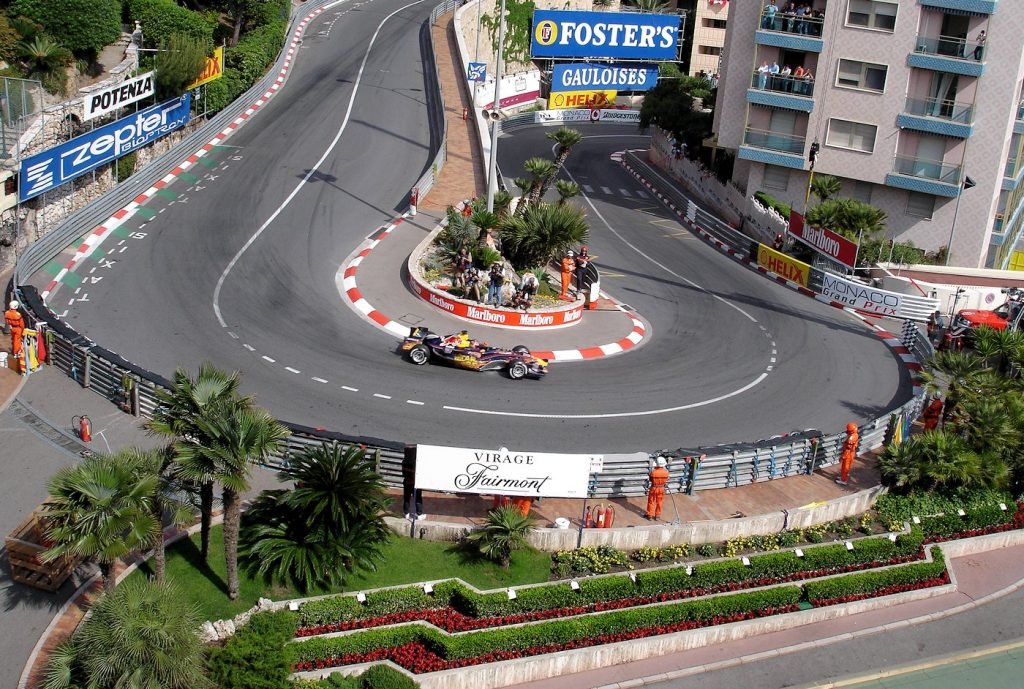 Monaco Grand Prix Loews Hairpin