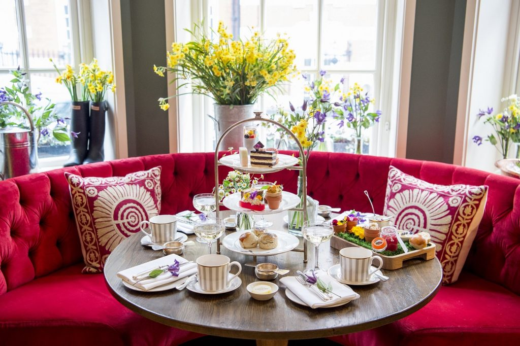 108 Pantry English Country Garden Afternoon Tea