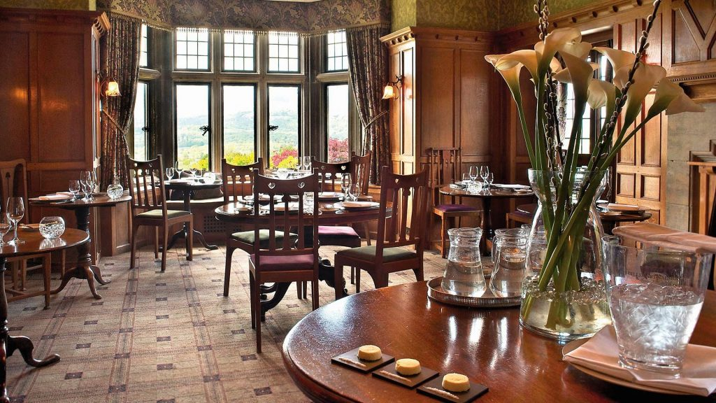Holbeck Ghyll Dining Room
