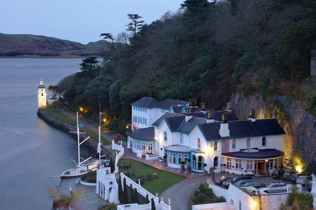 Portmeirion Hotel – Photo by Tim Richmond Photography