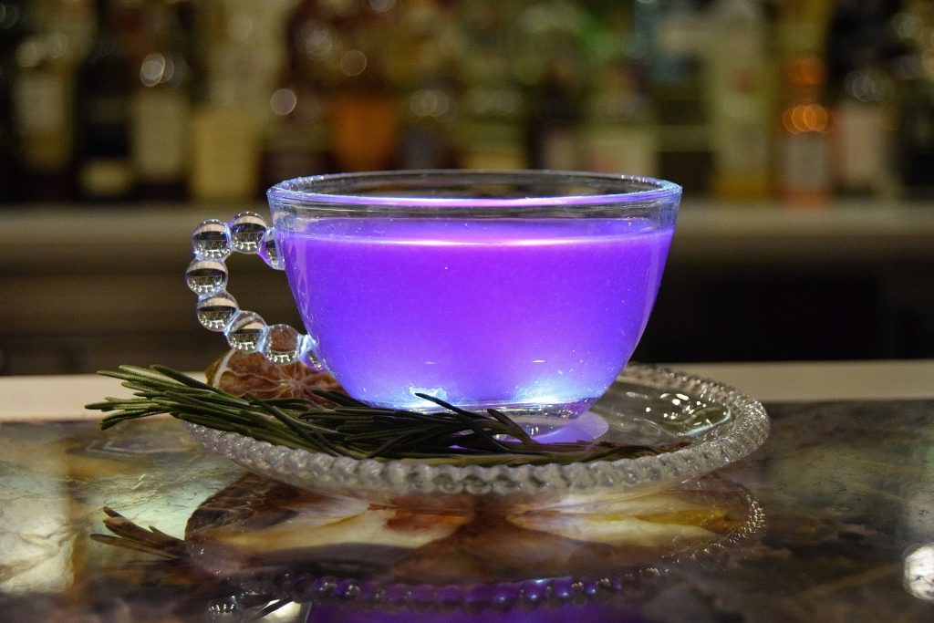 Crazy Tea Time Cocktail