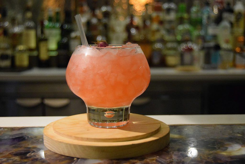 Enchanted Rose Cocktail