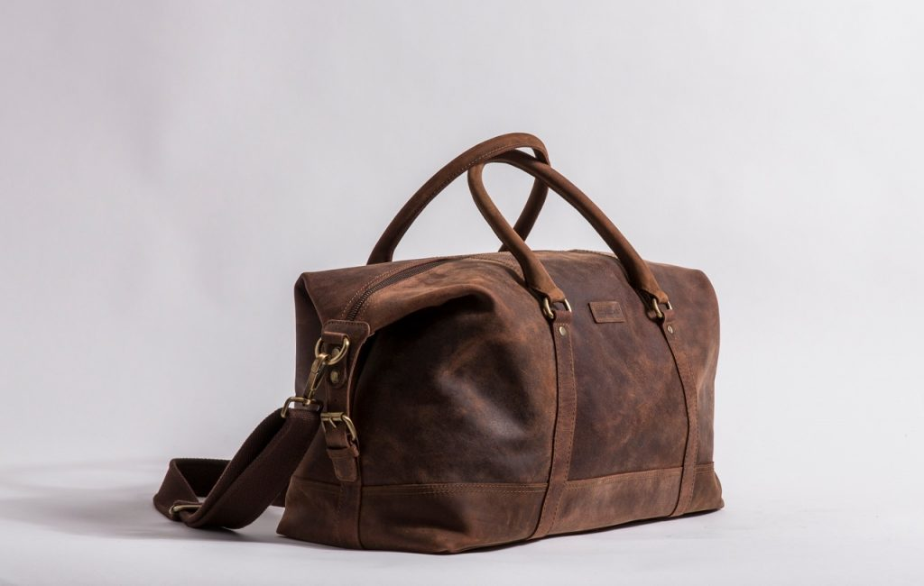 Somerset Holdall End View