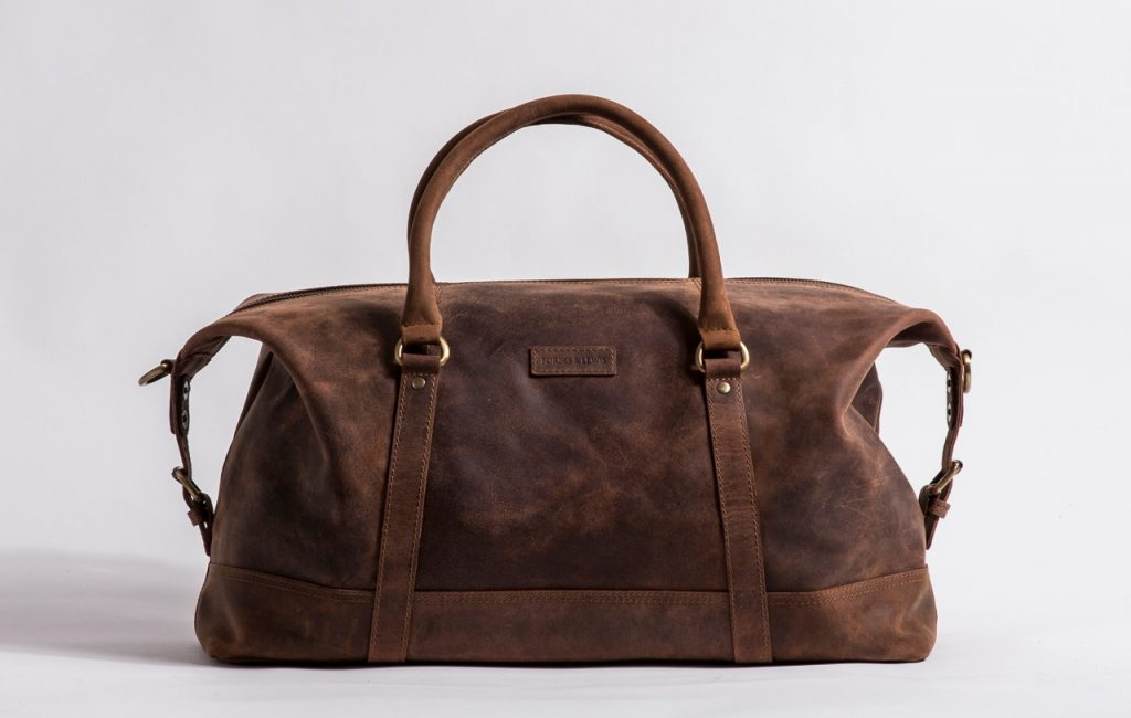 Somerset Holdall Front View