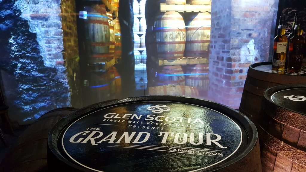 Glen Scotia Grand Tour Cask