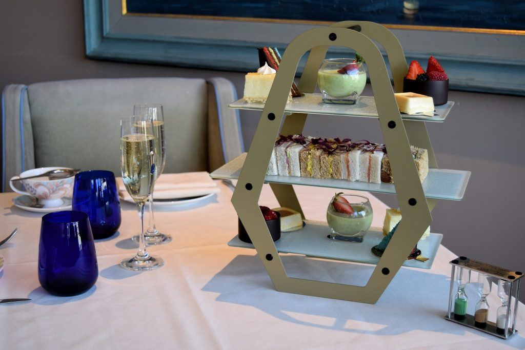 Afternoon Tea and Champagne