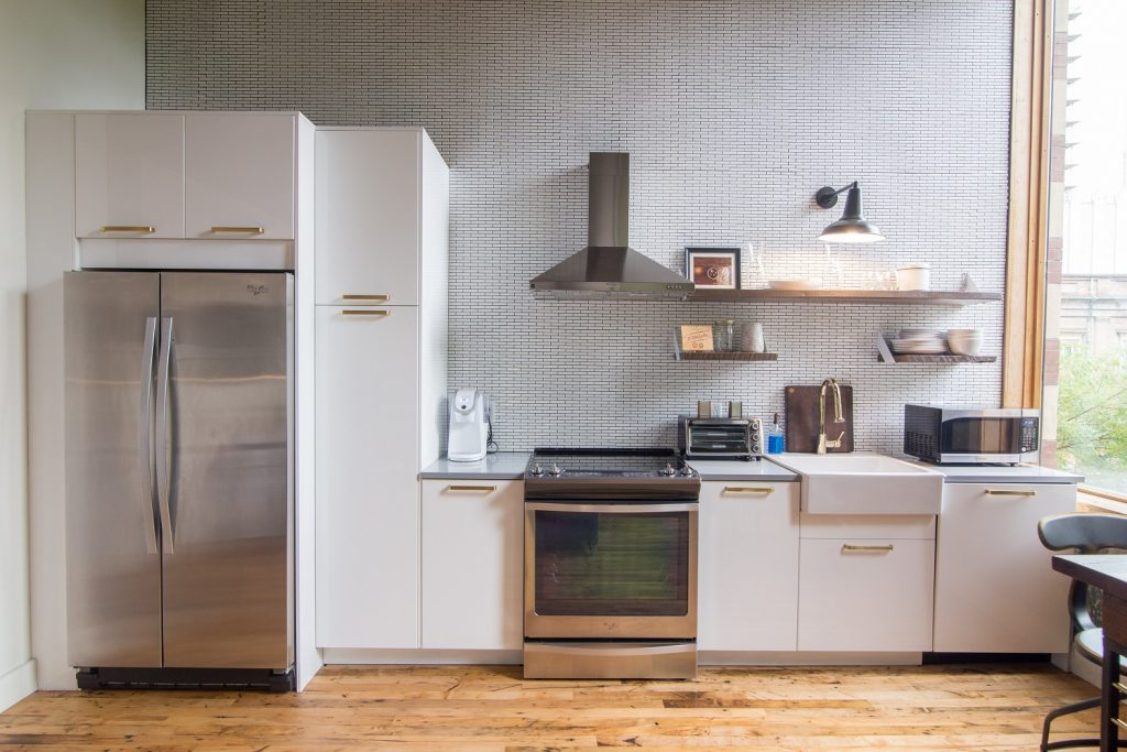 506 Lofts Kitchen