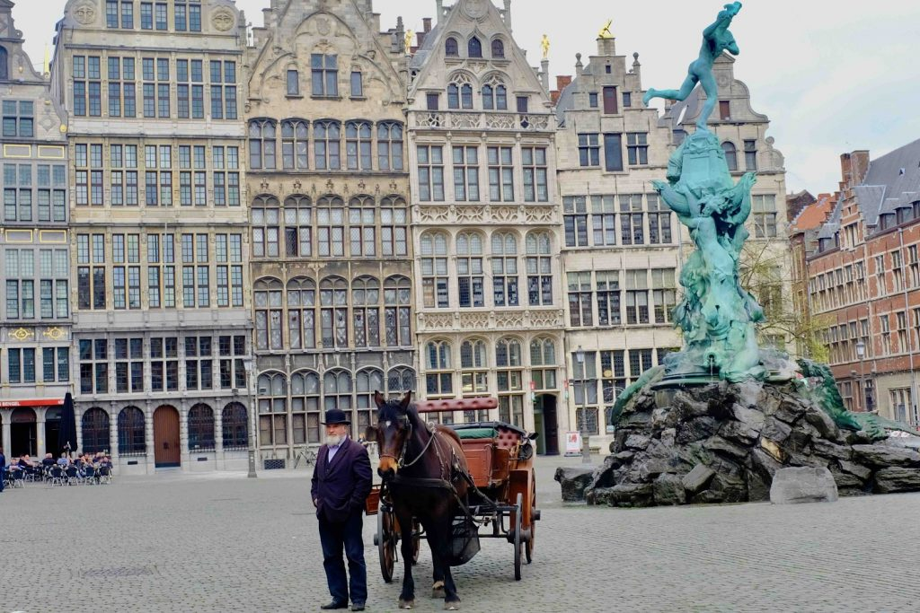 Antwerp City Centre