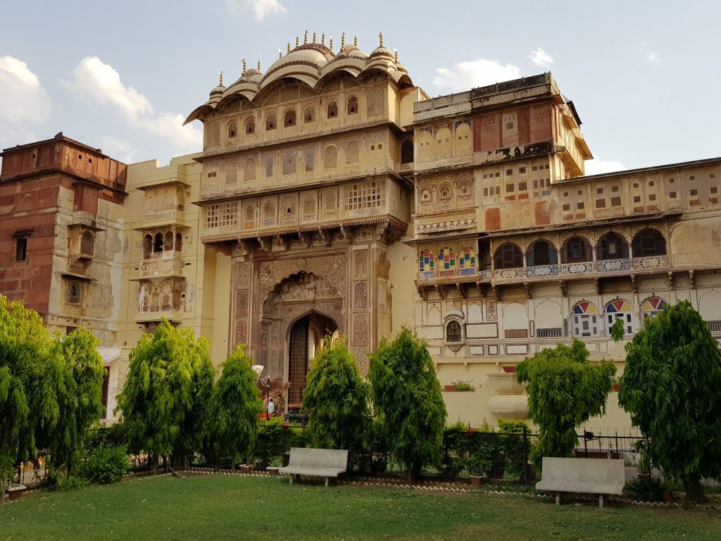Old Palace of Karauli