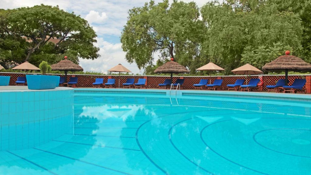Sheraton Kampala Swimming Pool – Photo by Sheraton Kampala