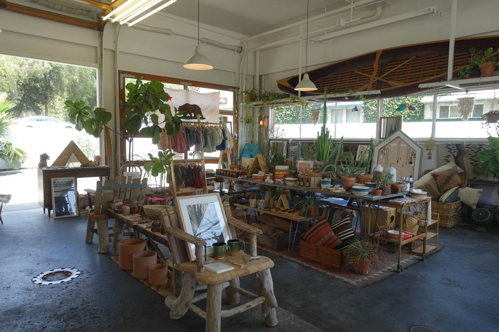 Shopping and exploring Ojai