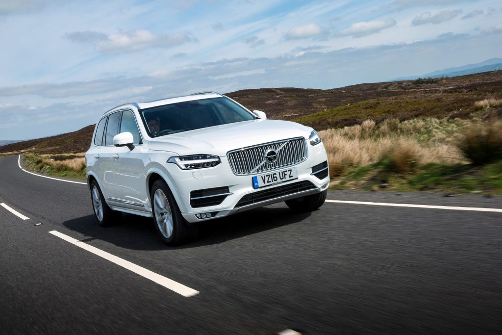 The Volvo XC90 D5 Inscription