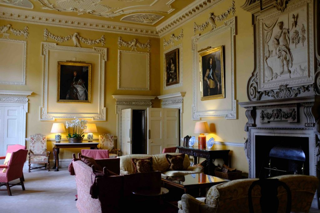 Hartwell House Drawing Room
