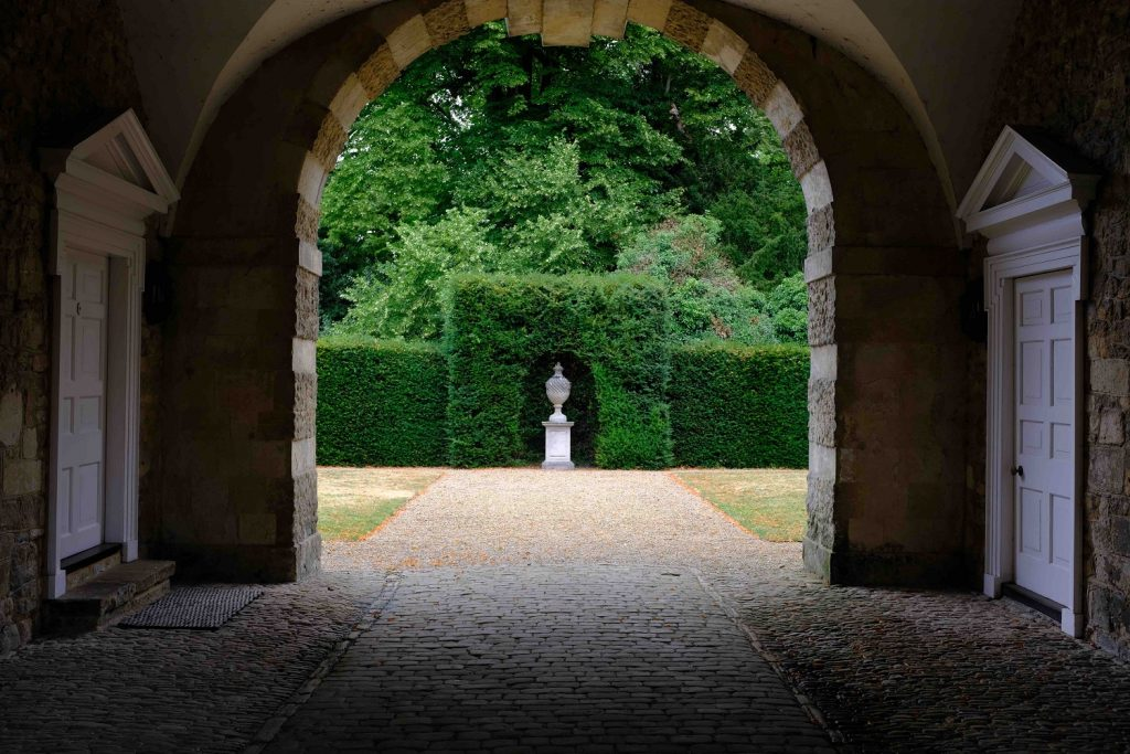 Hartwell House Archway
