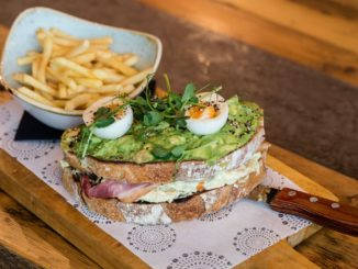 Scandinavian Club Sandwich