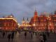 Red Square in Moscow for Russian city break