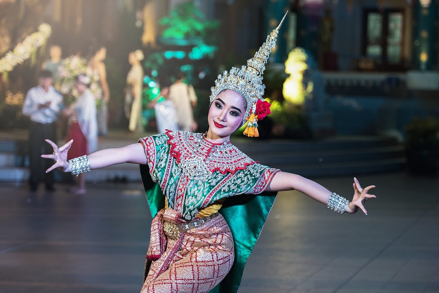 Thai Dancer in Phuket