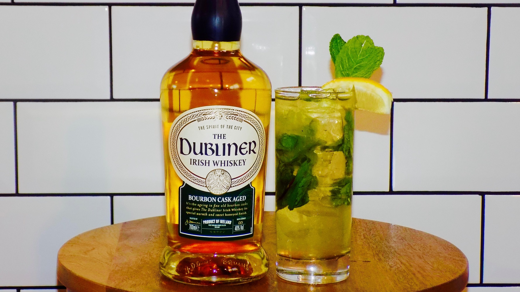 The Dubliner Whiskey Cocktail