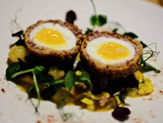 Mark Jordon Scotch Eggs
