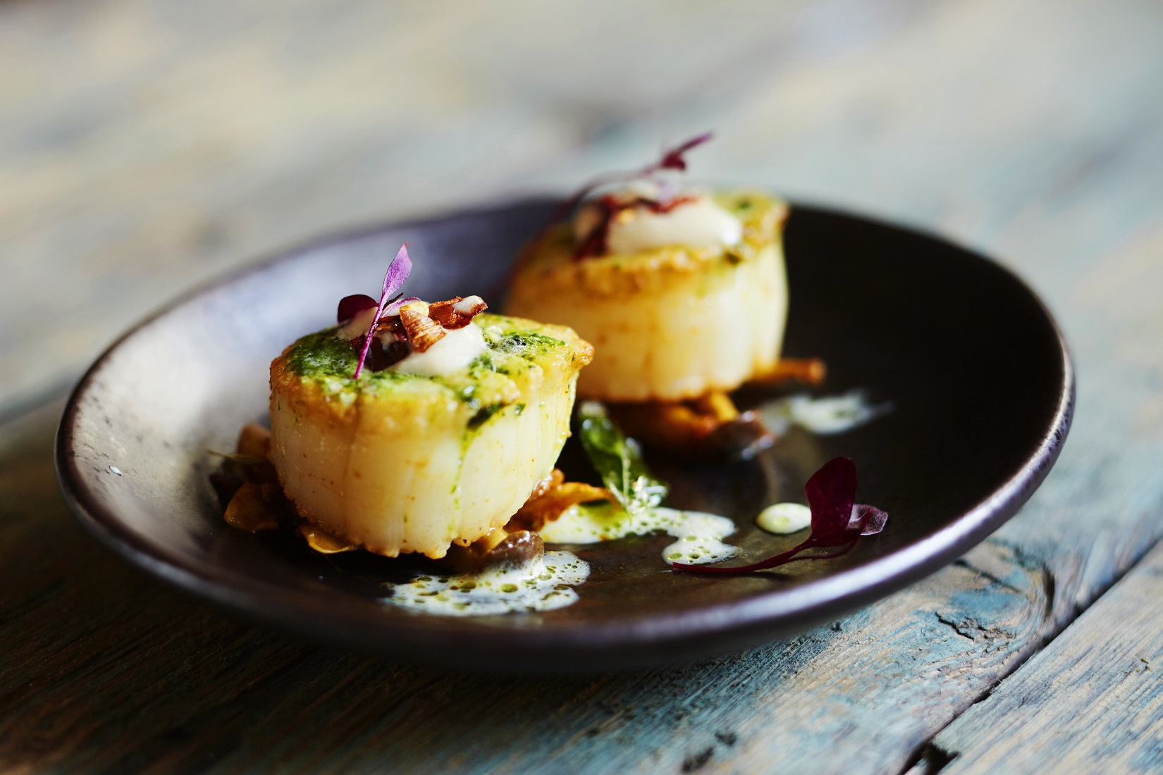 Indian King Scallops