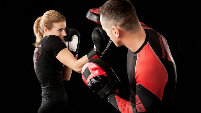 Target Fitness Boxing Training
