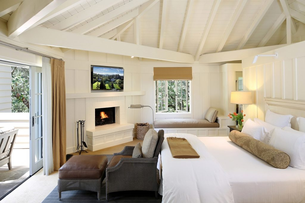 Meadowood Lodge Bedroom