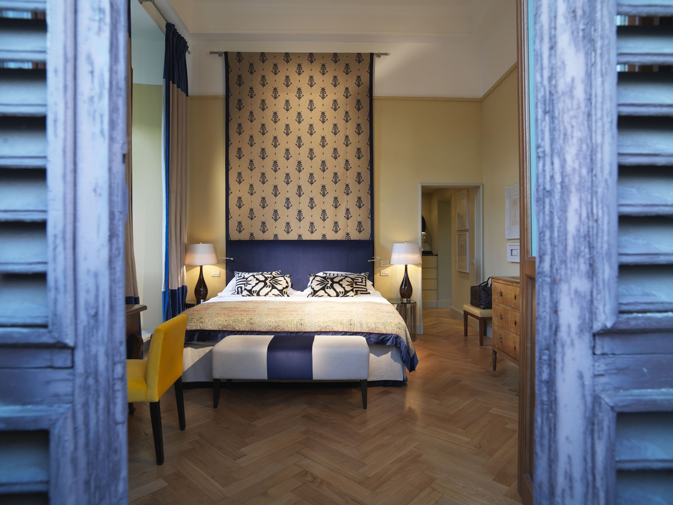 Hotel Savoy Florence Suite