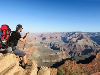 Backpacking at Grand Canyon