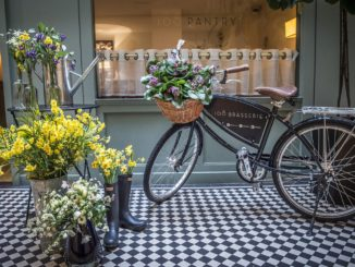 108 Pantry - English Country Garden Bike