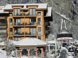 Hotel Silberhorn, Lauterbrunnen and Cable Car