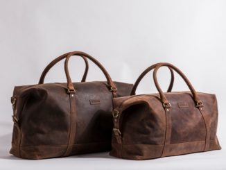 Somerset Holdall - Medium and Large