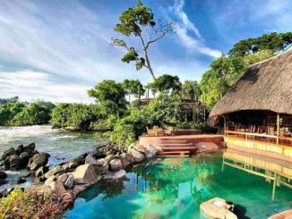 Wildwaters Lodge in Uganda