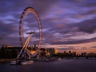 Night Out on The London Eye