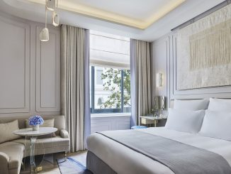 One Aldwych refurbished guest room