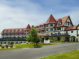 The Algonquin Resort in Summer