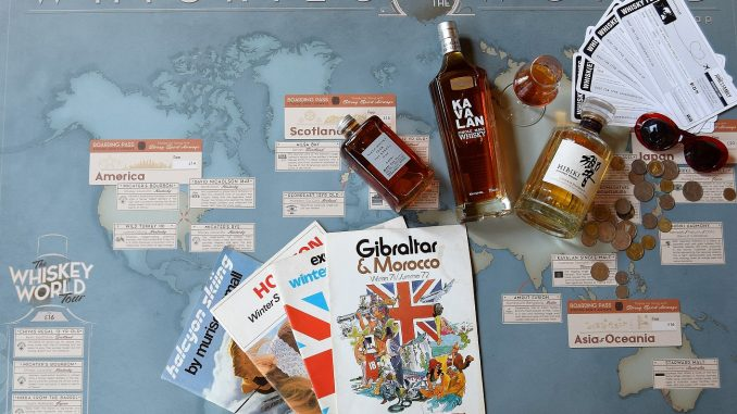 Around The World In Whiskies