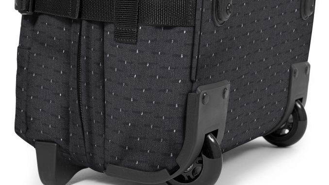 EastPak Tranverz L Wheel Detail