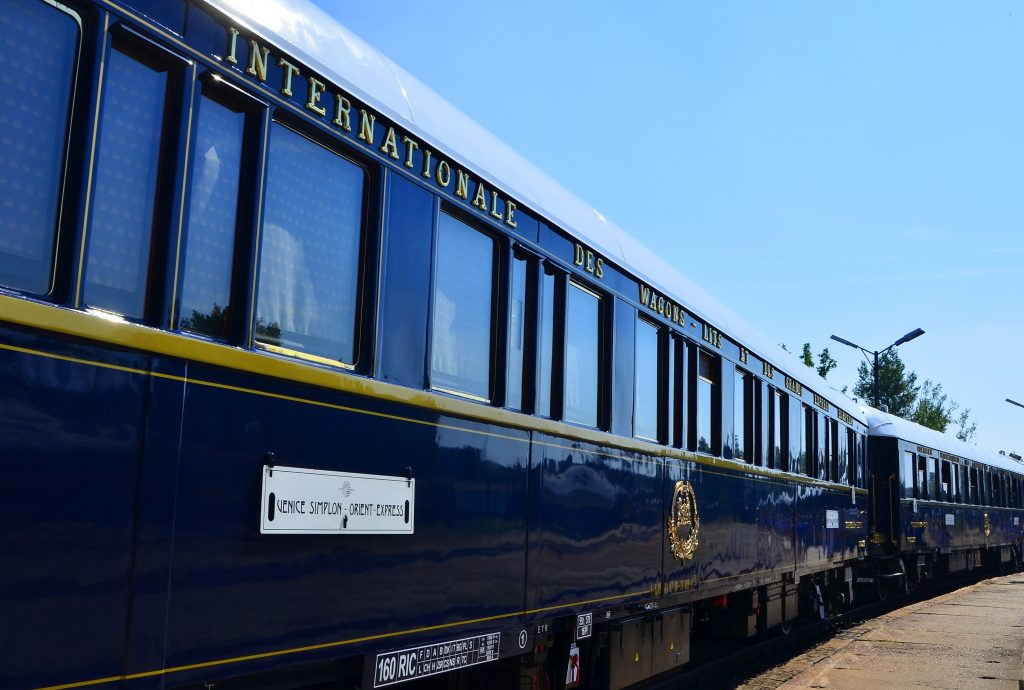 Luxury Travel on The Orient Express