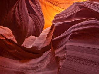 Out of the ordinary Antelope Canyon
