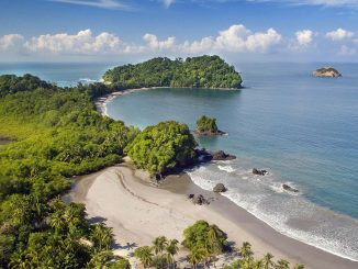 Manuel Antonio National Park in Costa Rica