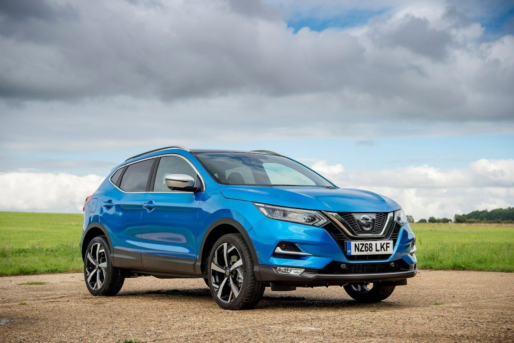 Nissan Qashqai - Photo by Bristol Street Motors