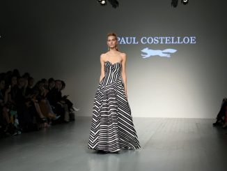 Paul Costelloe at London Fashion Week