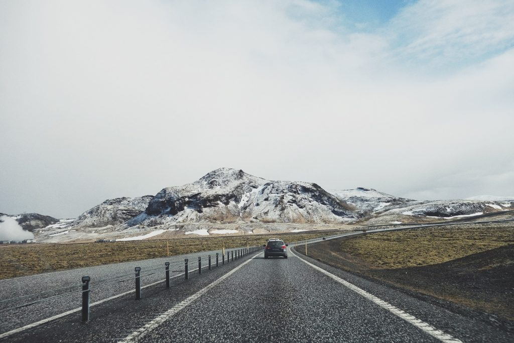 Route One in Iceland