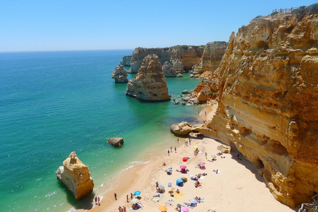 The Algarve and its beaches