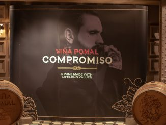 Viña Pomal Compromiso launch at Hispania