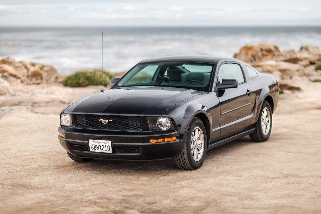 Fourth Generation Ford Mustang