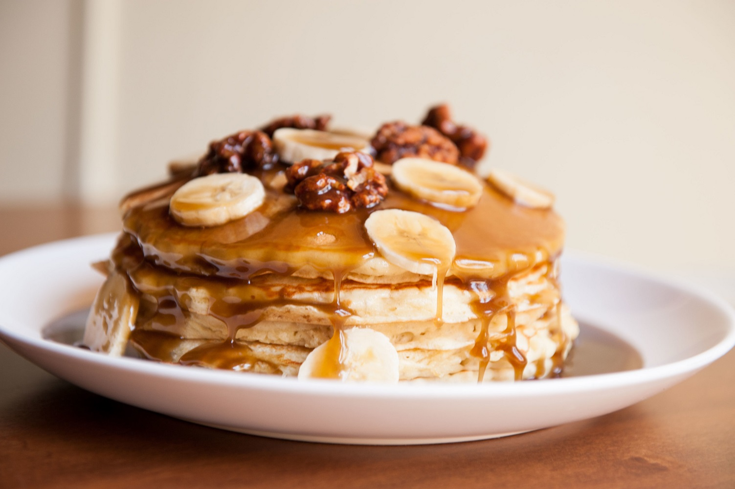 Maple Stack of Pancakes