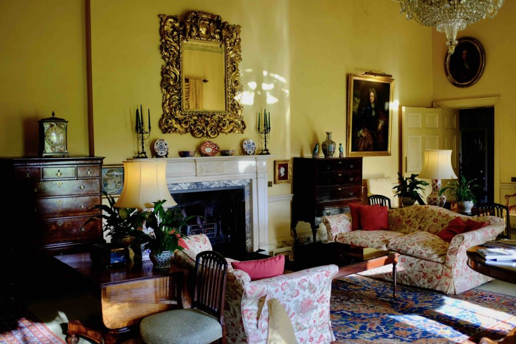 Middlethorpe Hall Drawing Room